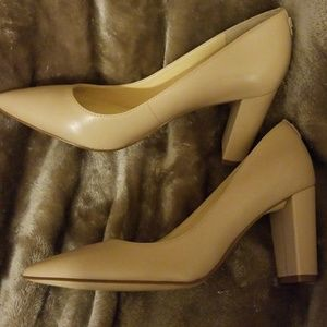 Ivanka Trump New leather shoes
